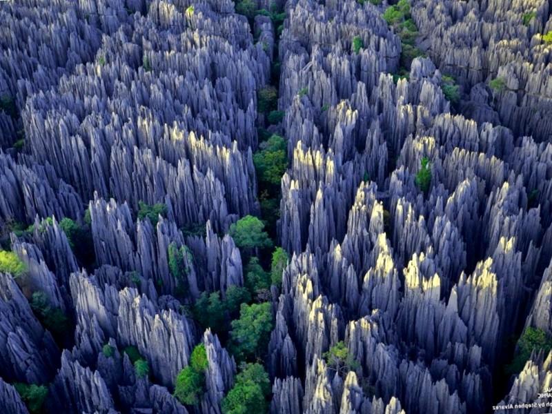 Visitar Madagascar y maravillarse de Parque Nacional Tsingy de Bernaraha