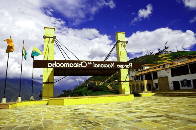 Parque Nacional de Chicamocha que ver