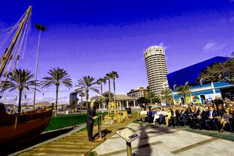 Parque Santa Catalina que visitar