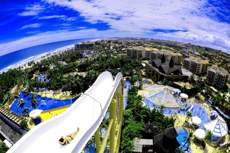 Conocer Parque acuatico Beach Park