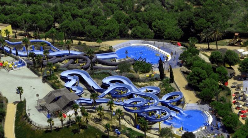 Parque acuatico de Vera que visitar