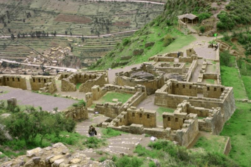 Conocer Peru y maravillarse de Parque arqueologico de Pisac