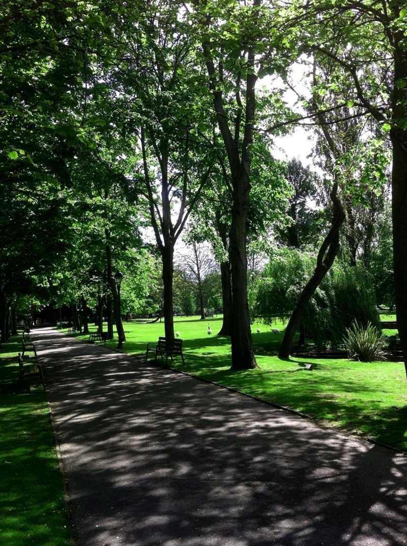 Parque de Ferrera que visitar