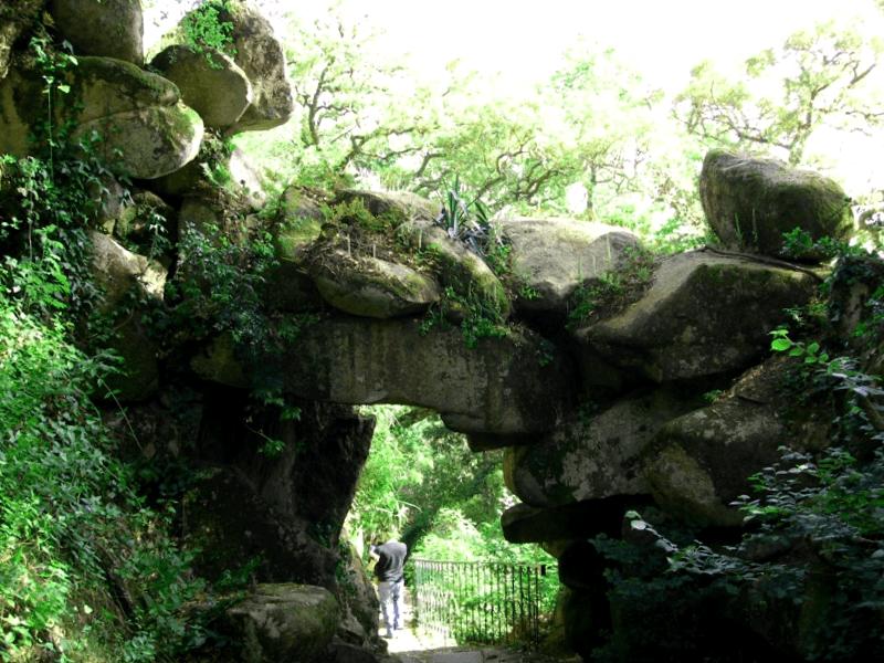 Visitar Parque de Monserrate