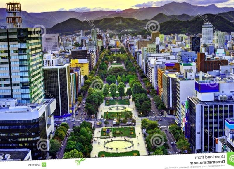 Parque de Sapporo que debemos ver