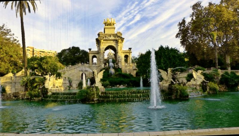 Visitar Parque de la Ciiudadela