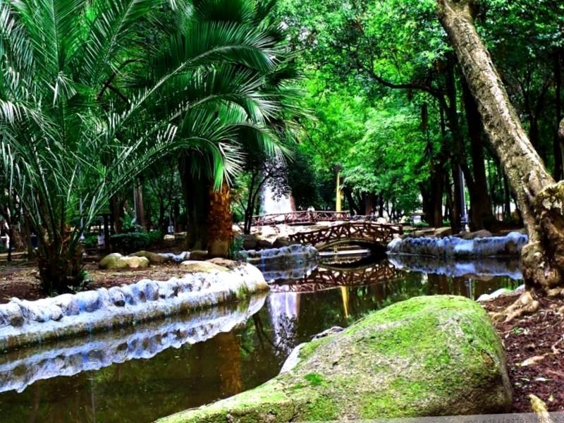 Parque en Colonia Condesa que visitar