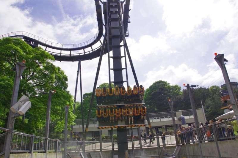 Parque tematico Alton Towers que visitar