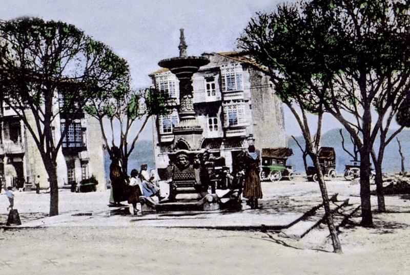 Ver España y descubrir de Paseo de La Alameda de Vigo