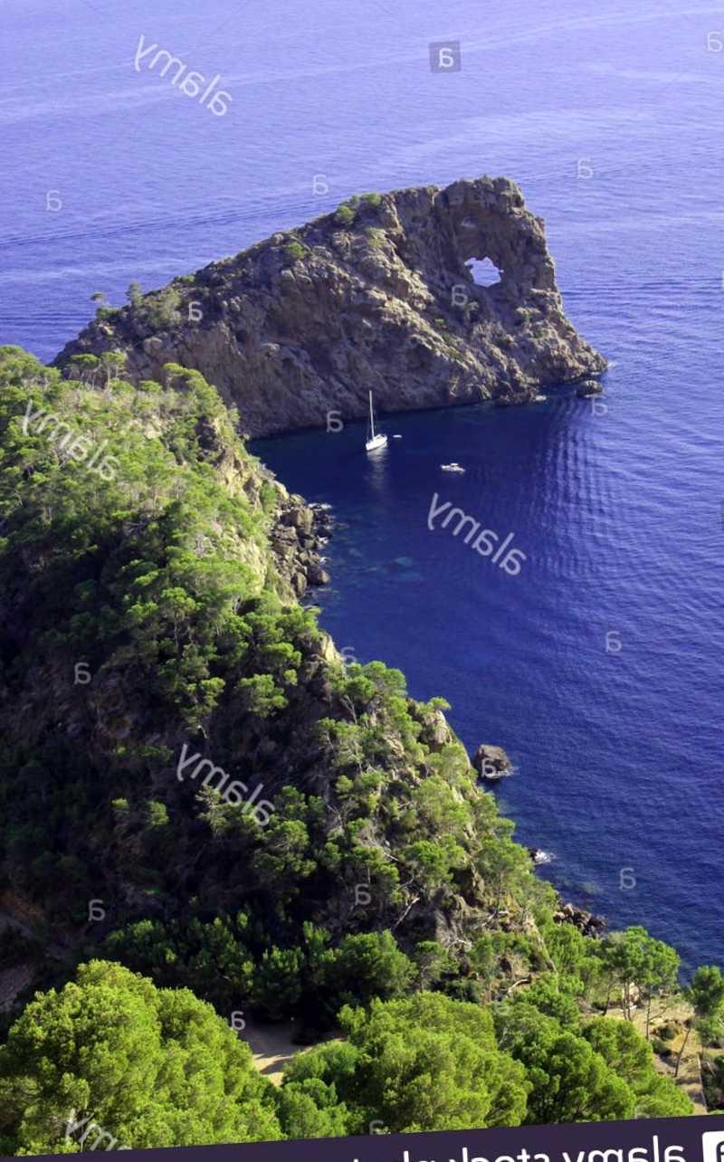 Visitar España y maravillarse de Peninsula de Sa Foradada