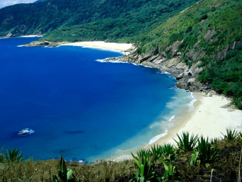 Ver Brasil y descubrir de Perigoso Beach