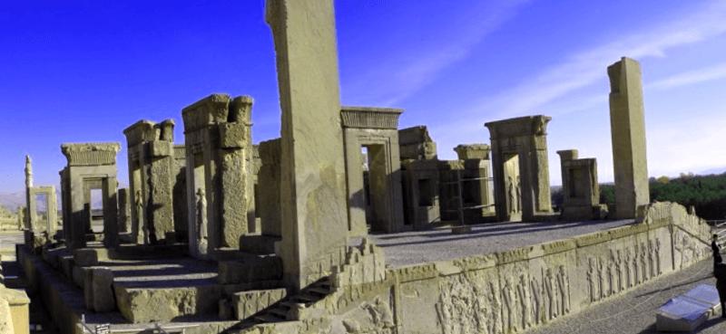 Visitar Persepolis