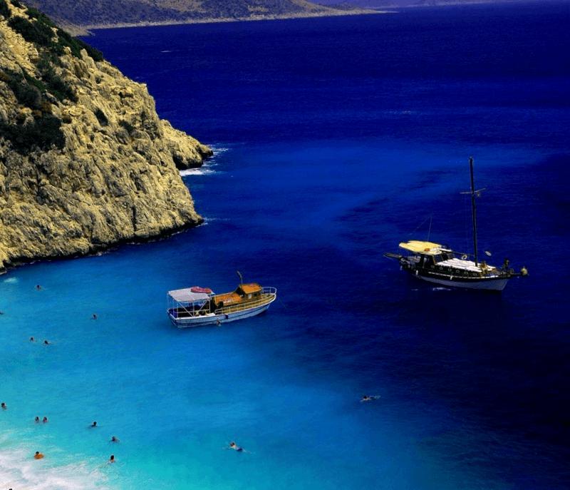 Playa Kaputas que debemos ver