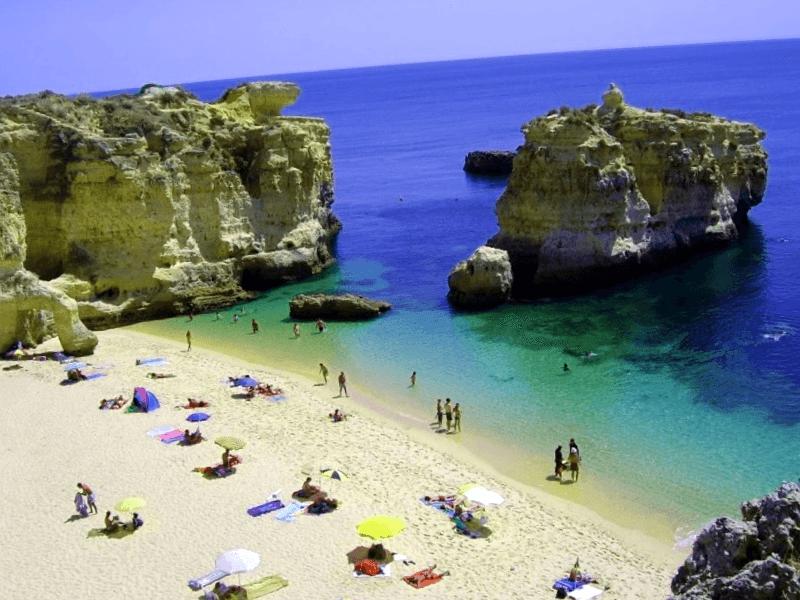 Ver Portugal y descubrir de Playa Olhos de Agua
