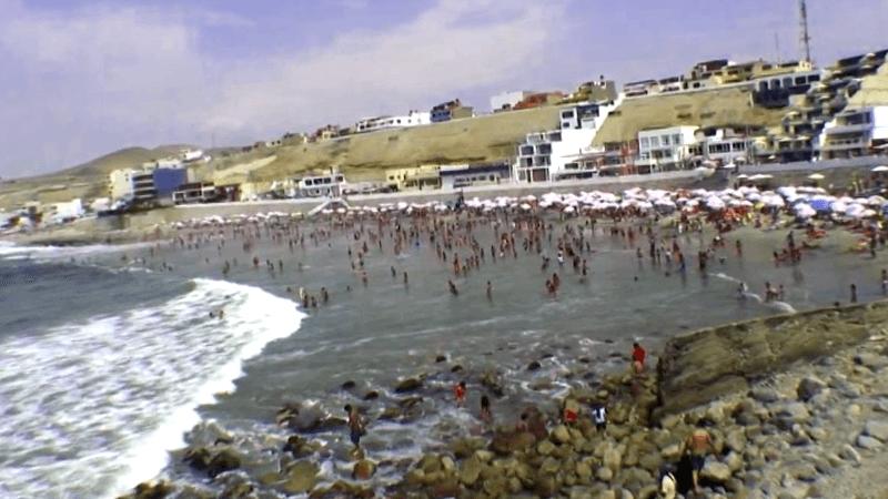 Ver Peru y descubrir de Playa Punta Hermosa