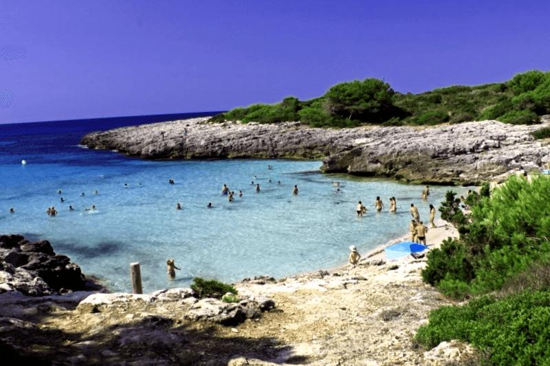 Visitar España y maravillarse de Playa de Es Talaier