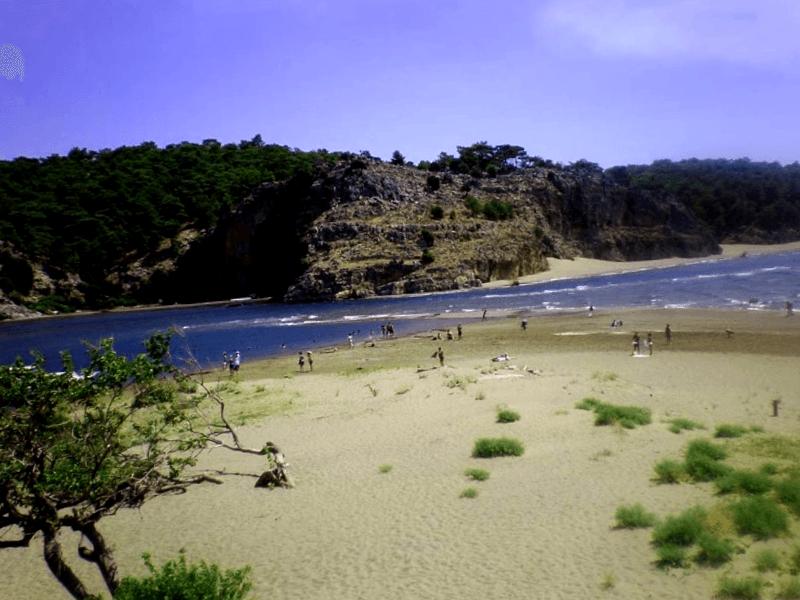 Playa de Iztuzu que descubrir