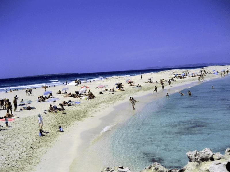 Playa de Migjorn que descubrir