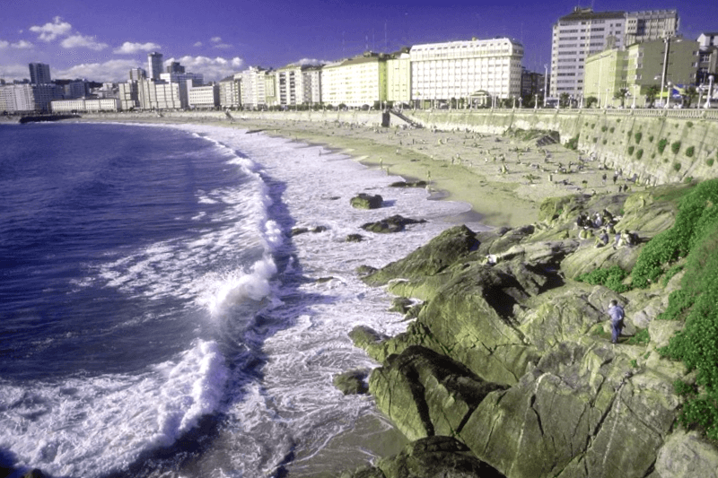 Conocer Playa de Orzan