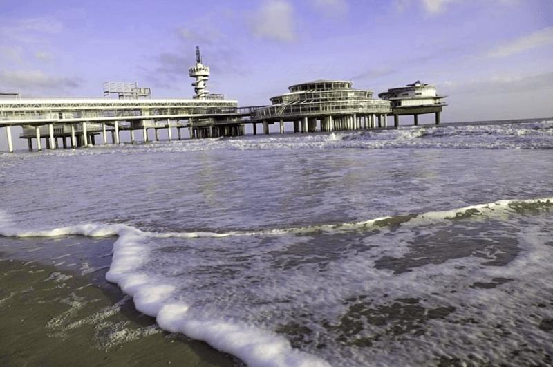 Conocer Playa de Scheveningen