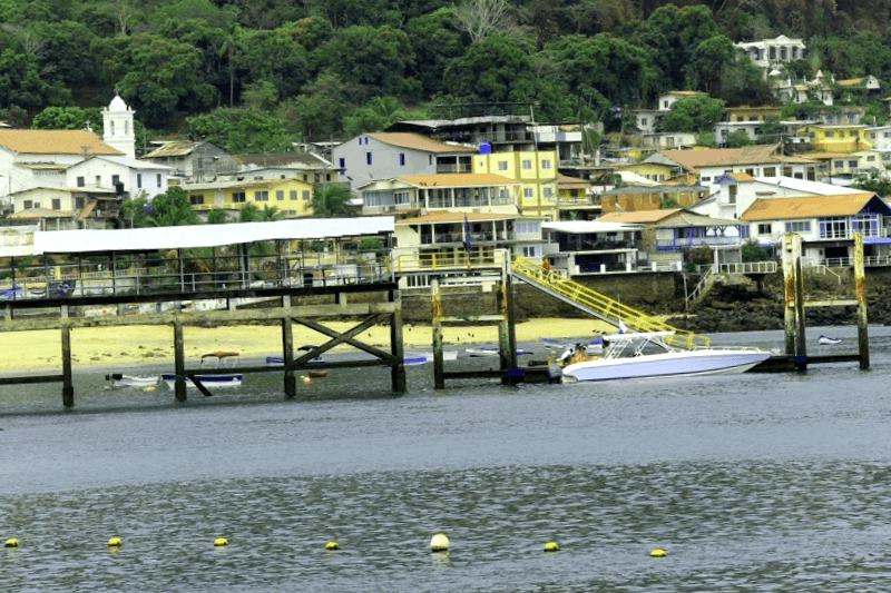Ver Panama y maravillarse de Playa y morro de Taboga