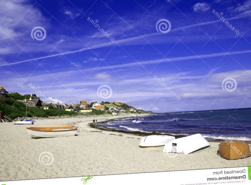 Playa y pueblo de Tisvildeleje que ver