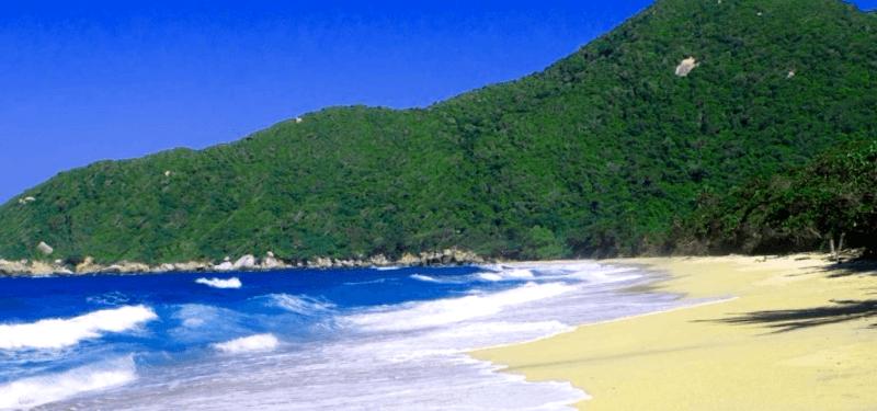 Visitar Playas de Santa Marta