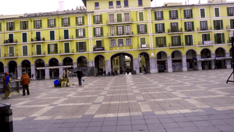 Plaza Mayor de Palma que visitar