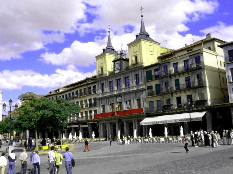 Plaza Mayor de Segovia que visitar