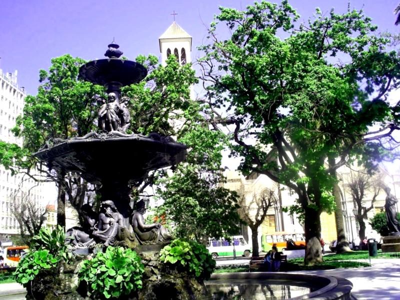 Plaza de la Victoria que ver