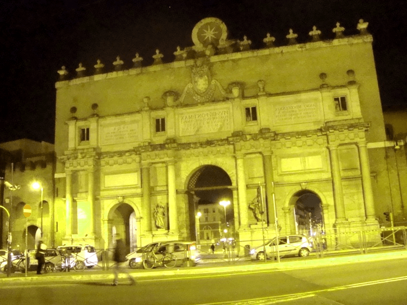 Conocer Italia y descubrir de Porta dei Popolo
