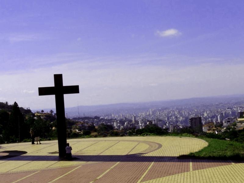 Conocer Brasil y descubrir de Praca do Papa