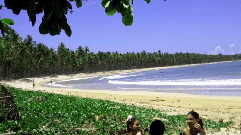 Visitar Brasil y descubrir de Praia de Cueira