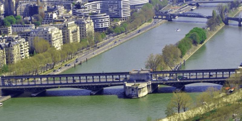 Puente Birk-Hakeim que visitar