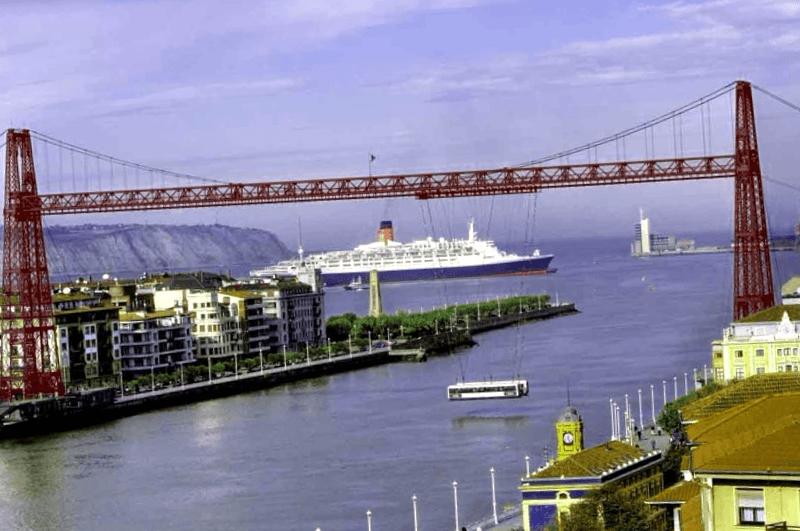 Puente Colgante de Viscaya que ver
