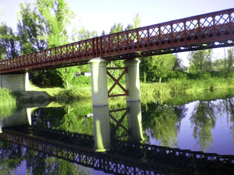 Puente Fuentiduena del Tajo que ver
