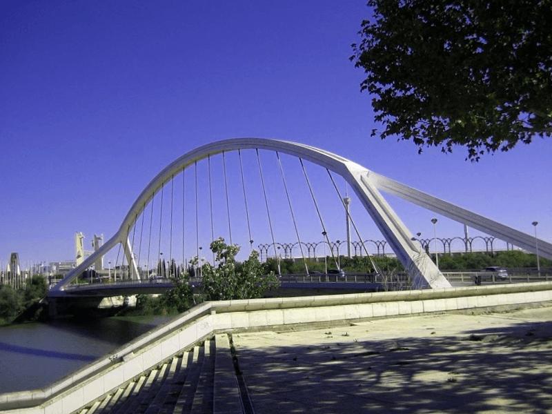Ver España y descubrir de Puente de la Barqueta
