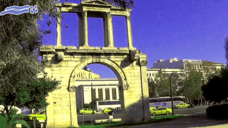 Ver Turquia y descubrir de Puerta de Adriano