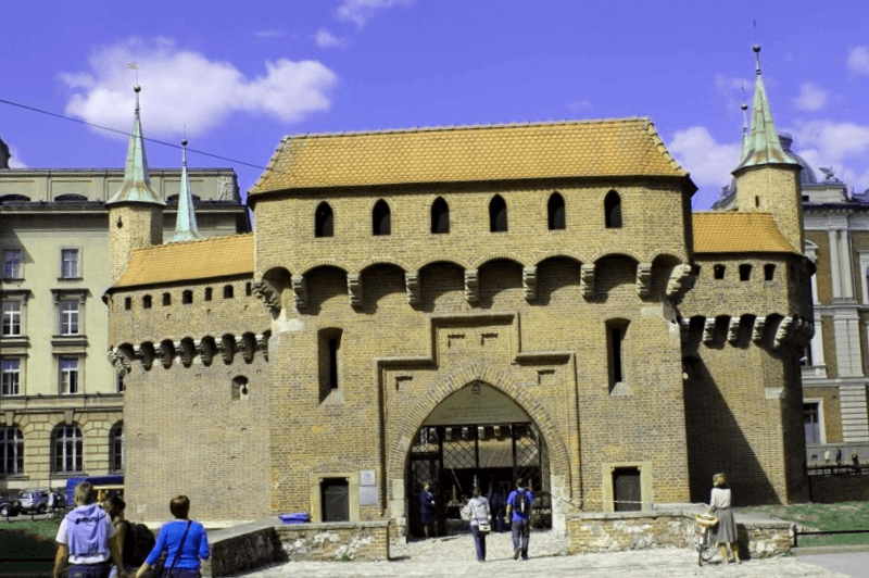 Que descubrir en Puerta de San Florian