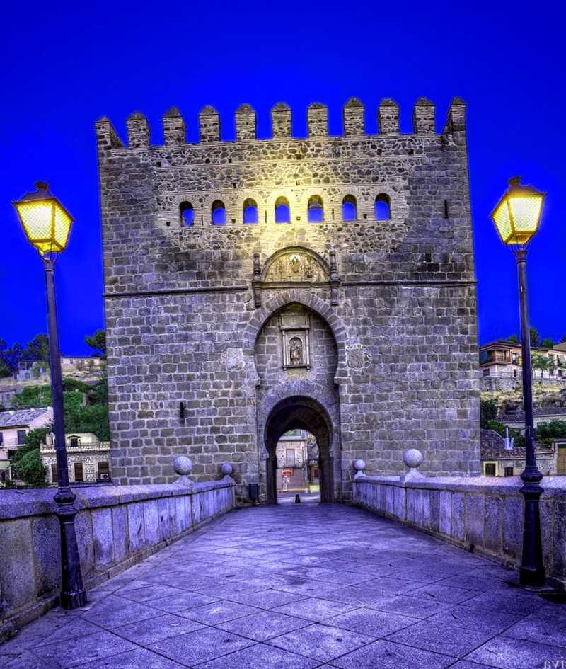 Que visitar en Puerta de San Martin
