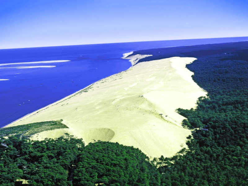 Conocer Francia y maravillarse de Pyla-sur-Mer