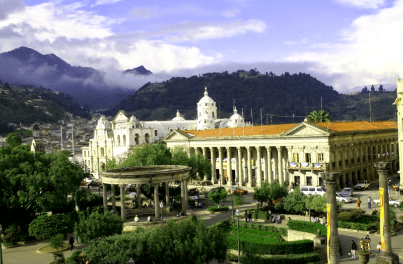 Quetzaltenango que visitar