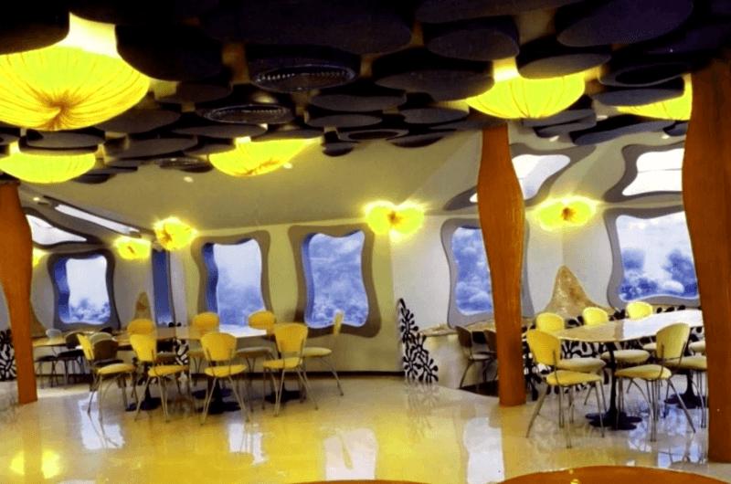 Visitar Israel y maravillarse de Restaurante Red Sea Star