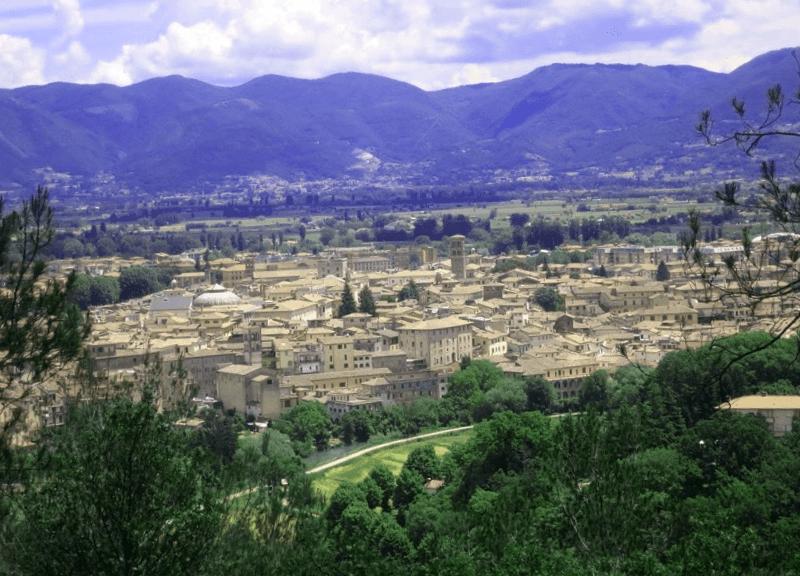 Visitar Italia y descubrir de Rieti