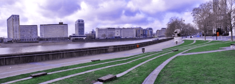 Conocer Riverside Walk