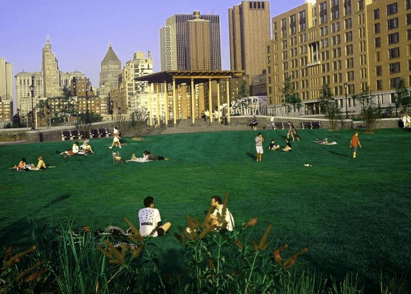 Rockefeller Park que visitar