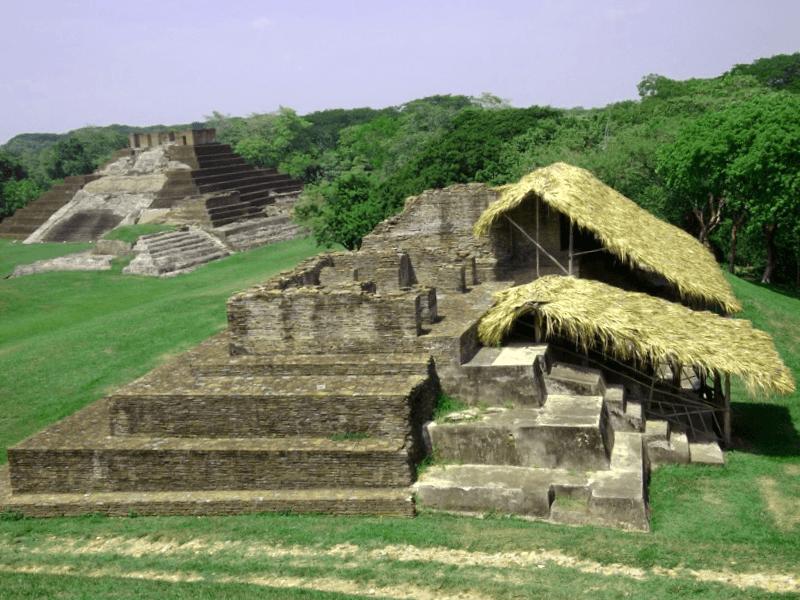 Ruinas arqueologicas de Comalcalco que debemos ver