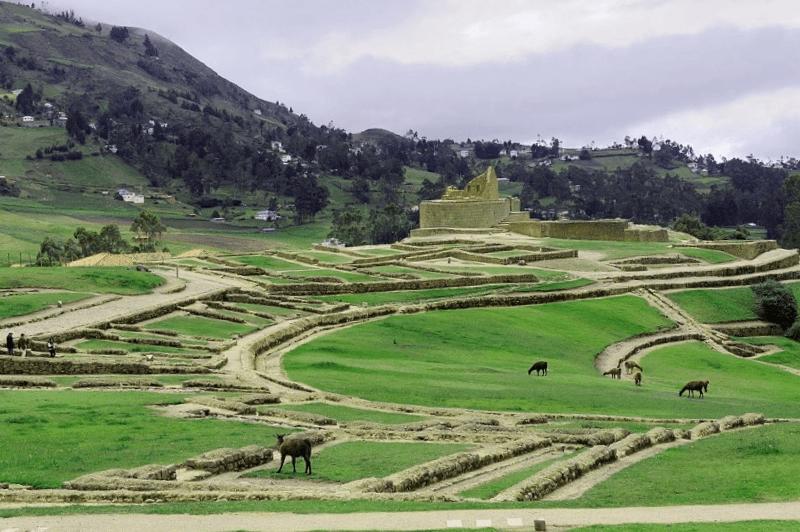 Visitar Ecuador y descubrir de Ruinas arqueologicas de Ingapirca