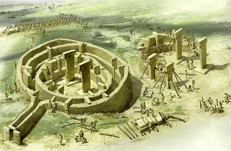 Que descubrir en Ruinas de Gobekli Tepe