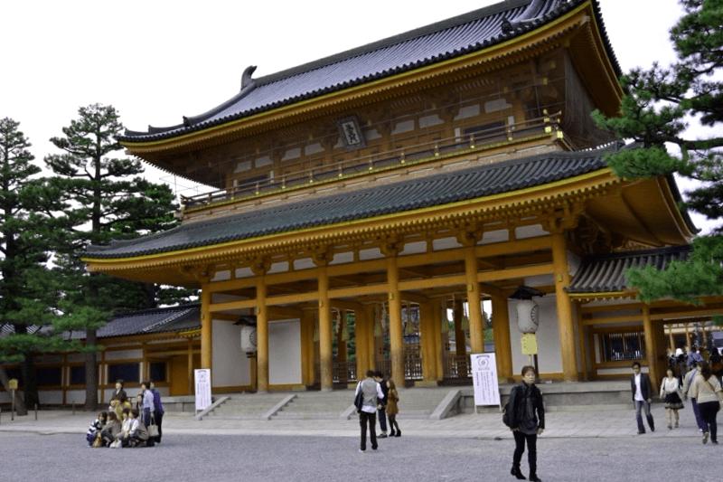 Que descubrir en Santuario Heian